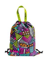 Мешок-<b>рюкзак</b> для обуви, серия <b>Art moments</b> , дизайн Memphis ...