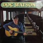Baby Blue Eyes by Doc Watson