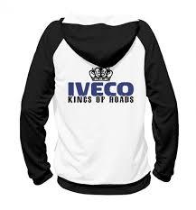 Мужское худи <b>IVECO</b> - <b>короли дорог</b> GRZ-168586-hud-2 - купить в ...