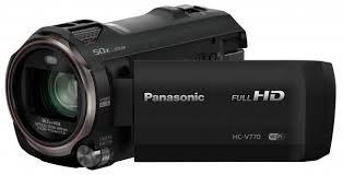 <b>Видеокамера PANASONIC HC</b>-<b>V770 Black</b> (HC-V770EE-K)