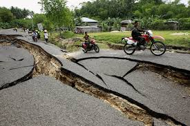 GEMPA BUMI FILIPINA 7,9SR GONCANGAN DAHSYAT DAN SUNAMI LANDA 6 NEGARA