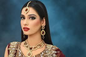 bridal makeup trends for winter
