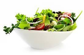 Výsledek obrázku pro zeleninový salát se sýrem