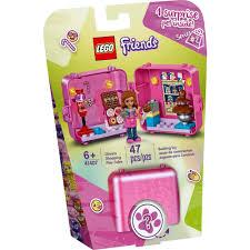 Купить <b>конструктор LEGO Friends Игровая</b> шкатулка «Покупки ...