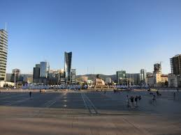 top things to do in ulaanbaatar ze wandering frogs genghis khan sukhbaatar square