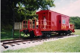 Image result for train caboose pictures