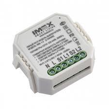 <b>Умный Wi-Fi модуль выключатель</b> (2 линии) SML-1-2