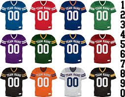 Image result for clip art football jersey