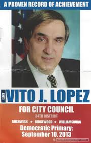 lopez campaign flyer ignores scandal ny daily news vito lopez 2013 city council campaign flyer uses a picture of the 72 year
