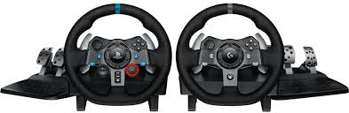Logitech G920 & G29 Driving <b>Force</b> Steering Wheels & Pedals