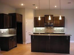 chic kitchen with beautiful wood bathroom pendant lighting ideas beige granite
