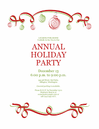 christmas party templates invitations  christmas holiday  holiday party invitation templates