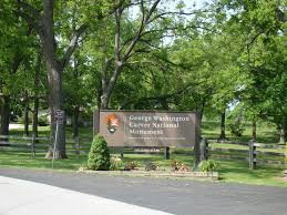 a gem in the ozarks the george washington carver national upon arrival to the park ors are drawn to the mile long carver trail that leads them along well constructed boardwalks and paths through the wooded