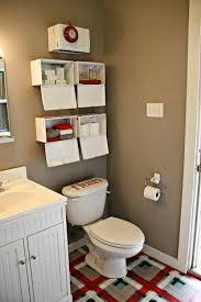 bathroom box  amazing over the toilet storage ideas for small bathrooms