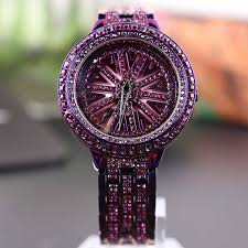 Fashion <b>ladies</b> wrist watches <b>Luxury Brand Crystal</b> Dress <b>Women</b> ...