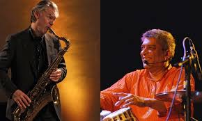 <b>Jan Garbarek</b> Group featuring Trilok Gurtu play at Royal Festival Hall