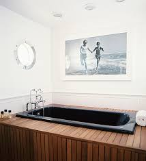 bathroom design corner bath