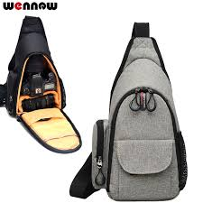 wennew <b>Waterproof DSLR SLR</b> Camera Bag Photo Case For Nikon ...