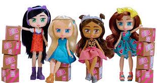 <b>Boxy Girl</b> или <b>Модные</b> шарнирные куклы с коробками покупок ...