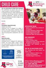 childcare jpg information on childcare apprenticeships