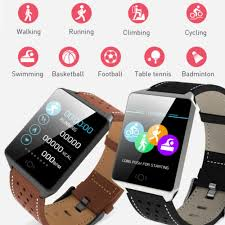 <b>CK19 1.3 inch</b> TFT Touch Screen Smart Watch Bluetooth 4.0 Smart ...