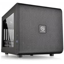Купить <b>корпус Thermaltake Core</b> V21 Black (CA-1D5-00S1WN-00 ...