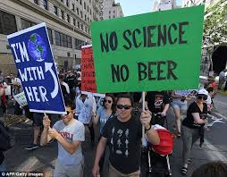 Image result for science march sign