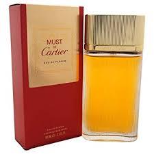 <b>Cartier Must De Cartier Gold</b> Eau de Parfume Spray for Women 100 ml