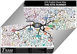 vce the kite runner study map the kite runner study map