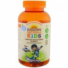 Sundown Naturals Kids, Для детей, полный <b>комплекс</b> ...