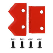<b>Нож</b> сменный <b>двухзаходного</b> шнека для грунта <b>DDE</b> (150 мм ...