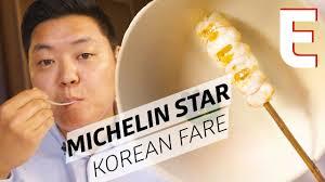 Elevated Michelin <b>Star Korean</b> Food At The Most Expensive <b>Korean</b> ...