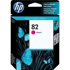 <b>HP 82 Magenta</b> Ink Cartridge (CH567A) | www.staples.ca