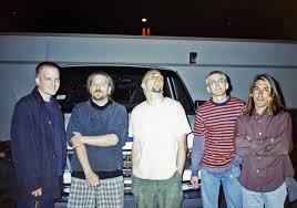 sparkle and fade willamette week from left greg eklund michael wade douglass art alexakis rob cunningham and craig montoya immediately after the recording of 1995 s sparkle and fade