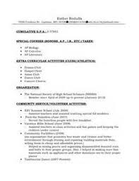 national honor society recommendation letter sample   best resume  national honor society essay