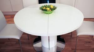 extendable dining table set: round extending dining table and  chairs archives gt kitchen