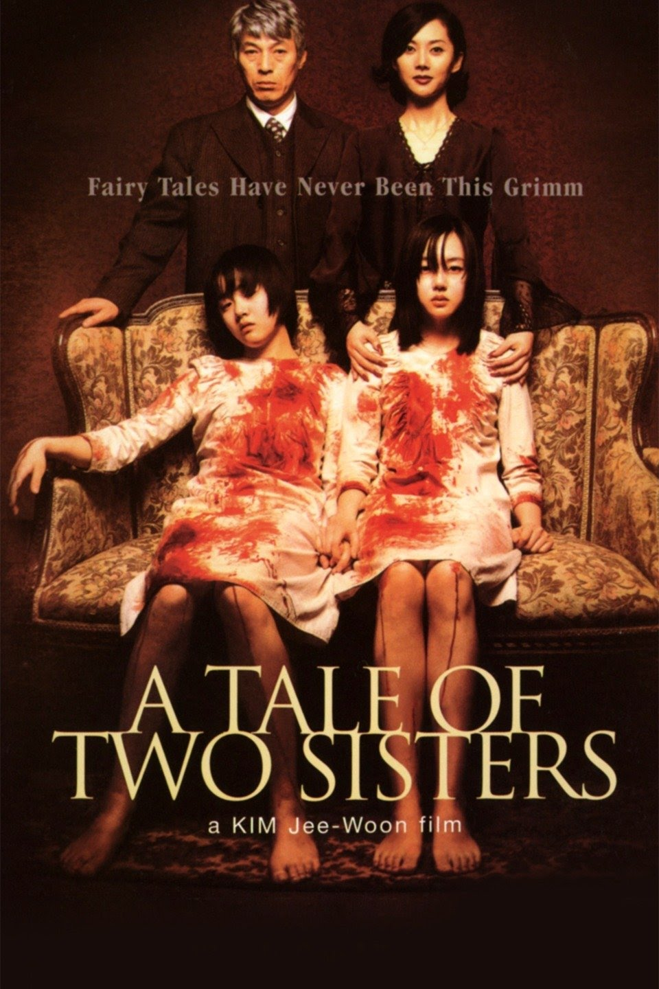 Download A Tale of Two Sisters (2003) Dual Audio {Hindi-English} 480p | 720p