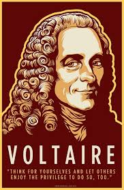 Voltaire Quotes - Sound and Vision