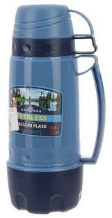 Купить Классический <b>термос</b> Peerless PEE060 (<b>0.6</b> л) синий по ...