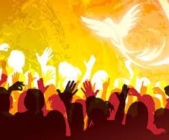 Resultado de imagen de Espíritu Santo Pentecostés