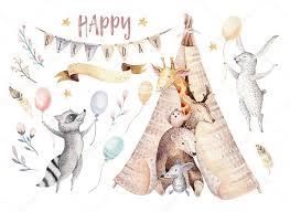 Cute baby <b>giraffe</b>, <b>deer animal</b> nursery mouse and <b>bear</b>, <b>raccoon</b> ...