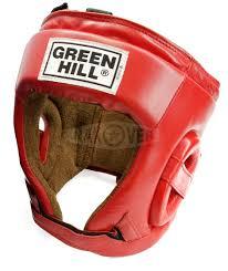 Купить Шлем для боевого самбо Green Hill Five Star ... - Nakover