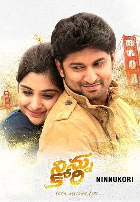 Ninnu Kori Movie High Quality Telugu Mp3 Songs Download