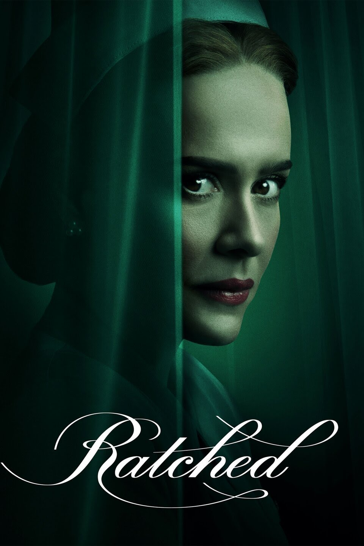 Ratched (2020) Season 1 [Hindi or English] Complete Netflix WEB Series 480p   720p HDRip