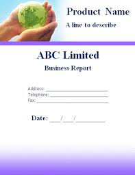 Business Report Format Example Free Download   Resume Daily
