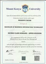 oscar musonye bayt com at mount university