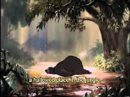 The Jungle Book ~ Baloo Shows No Greater Love, (Chapter 22 ~ A ...
