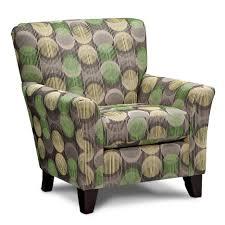 amazing living room furniture contemporary design green geometric circle patterns fabric club chair upholstered living room amazing living room furniture