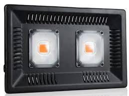 <b>Светодиодный фитосветильник</b> COB <b>Полный</b> спектр 100W - Чижик