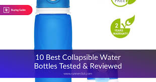 10 Best <b>Collapsible Water Bottles</b> Reviewed   RunnerClick